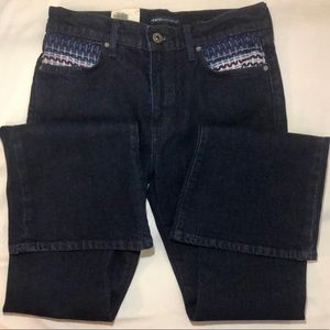 Levi's Made & Crafted Stems Mid Rise Flare Size 28